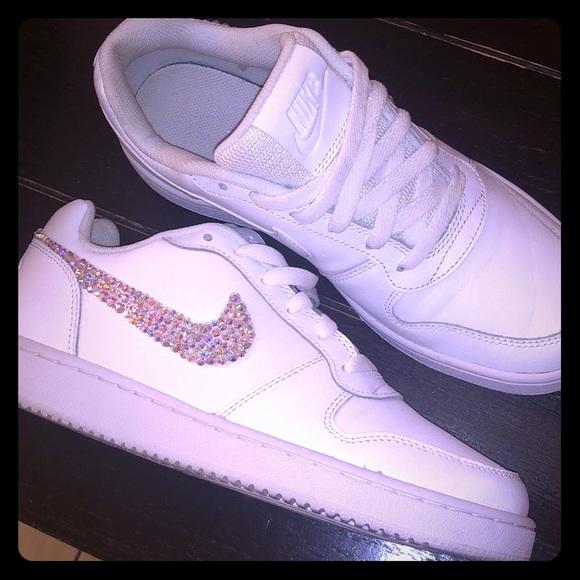 Nike Shoes - Bling Nikes